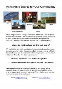 ENECO Leaflet