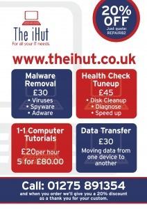IHut Leaflet