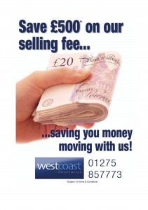 Westcoast 500 Leaflet